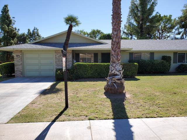 9817 W Gulf Hills Drive, Sun City, AZ 85351 (MLS #5995018) :: Revelation Real Estate
