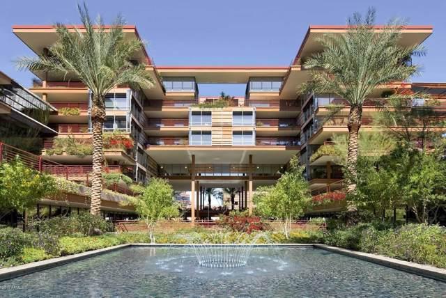 7117 E Rancho Vista Drive #2007, Scottsdale, AZ 85251 (MLS #5995021) :: Revelation Real Estate