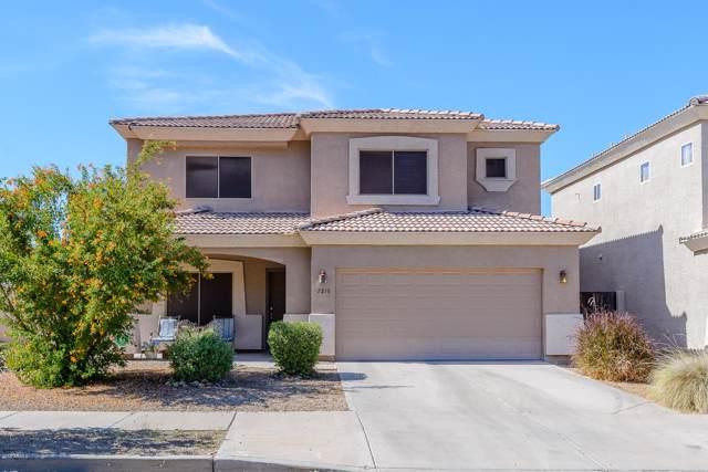 7216 S 12th Place, Phoenix, AZ 85042 (MLS #5995022) :: REMAX Professionals