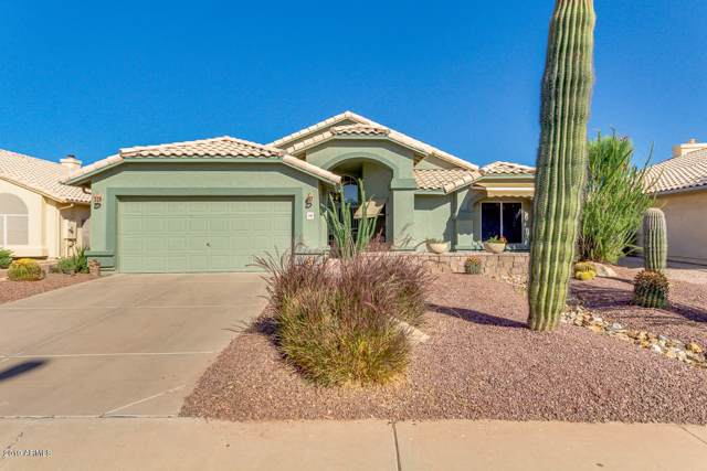 548 W Nopal Avenue, Mesa, AZ 85210 (MLS #5995038) :: Brett Tanner Home Selling Team