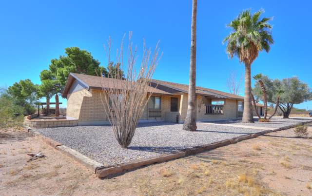 8986 N Cox Road, Casa Grande, AZ 85194 (MLS #5995058) :: Lux Home Group at  Keller Williams Realty Phoenix