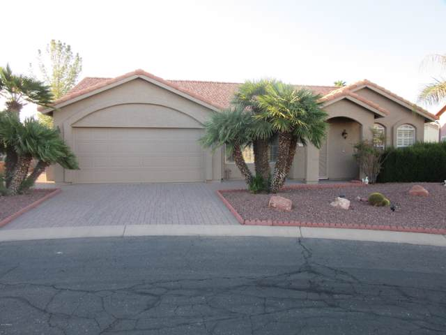 1681 E Firestone Court, Chandler, AZ 85249 (MLS #5995075) :: Power Realty Group Model Home Center
