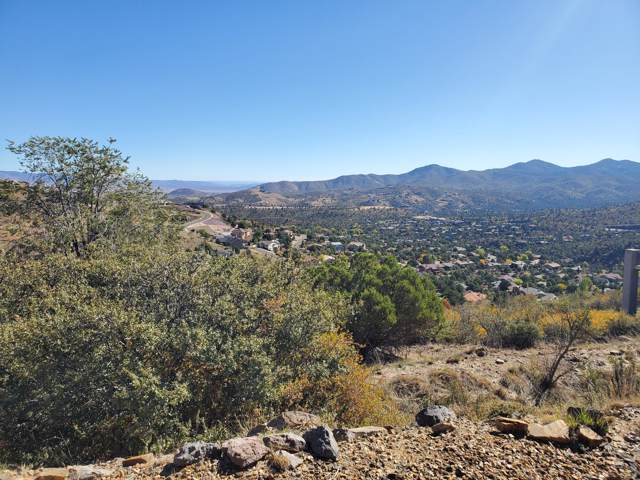 833 Tom Mix Trail, Prescott, AZ 86301 (MLS #5995088) :: Santizo Realty Group