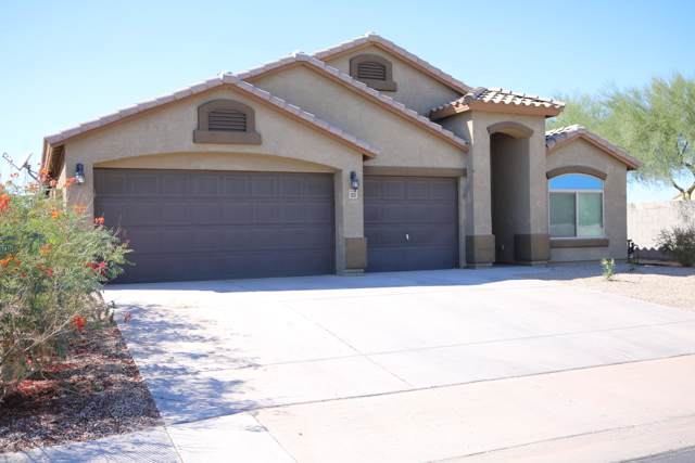 1931 N Cocoa Court, Casa Grande, AZ 85122 (MLS #5995092) :: Lux Home Group at  Keller Williams Realty Phoenix
