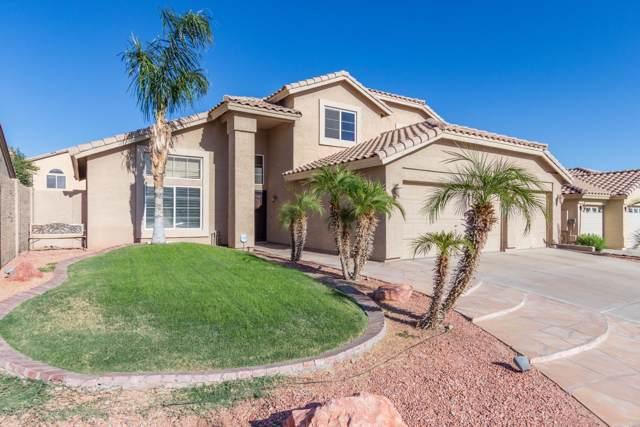 15649 S 6TH Avenue, Phoenix, AZ 85045 (MLS #5995113) :: Brett Tanner Home Selling Team