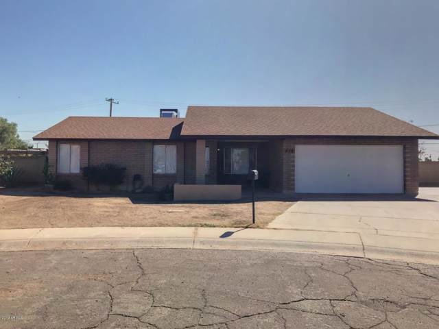 400 N 2ND Avenue, Avondale, AZ 85323 (MLS #5995151) :: Devor Real Estate Associates