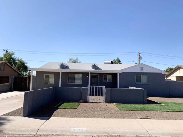 3122 N 65TH Avenue, Phoenix, AZ 85033 (MLS #5995166) :: Brett Tanner Home Selling Team
