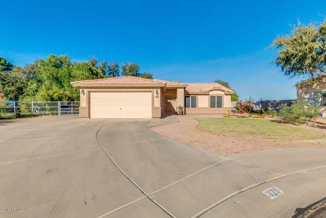 329 N Jimmy D Messer Street, Tolleson, AZ 85353 (MLS #5995169) :: Lux Home Group at  Keller Williams Realty Phoenix