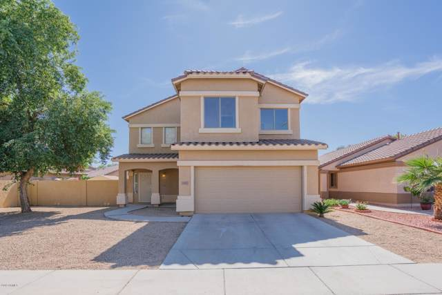13017 W Scotts Drive, El Mirage, AZ 85335 (MLS #5995171) :: Devor Real Estate Associates