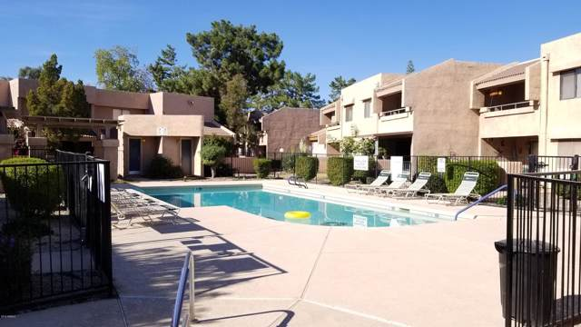 10828 N Biltmore Drive #219, Phoenix, AZ 85029 (MLS #5995175) :: Devor Real Estate Associates