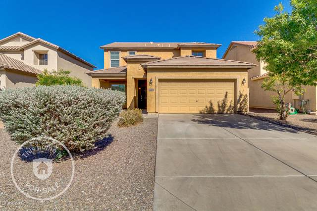 534 E Quentin Lane, San Tan Valley, AZ 85140 (MLS #5995181) :: Santizo Realty Group