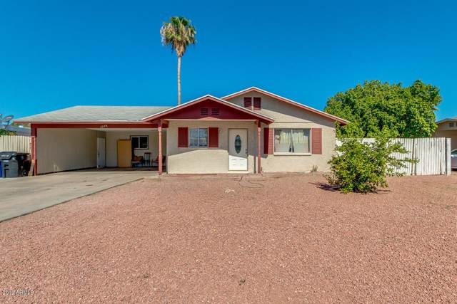 1056 W Frito Avenue, Mesa, AZ 85210 (MLS #5995192) :: Arizona Home Group