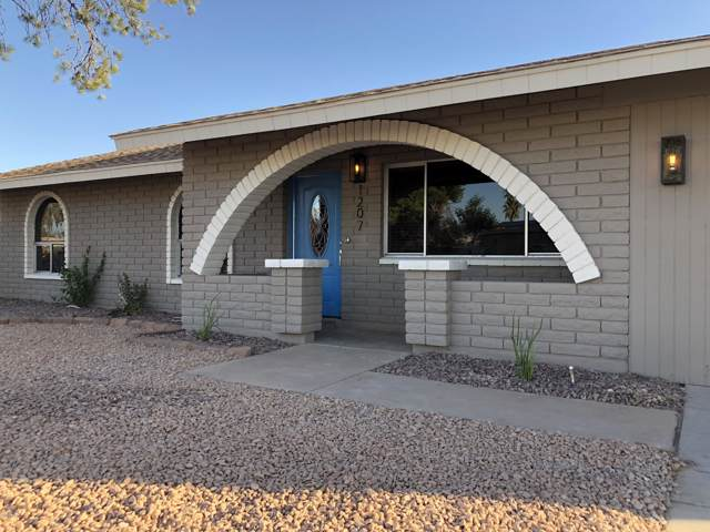 1207 E Delano Drive, Casa Grande, AZ 85122 (MLS #5995203) :: Lux Home Group at  Keller Williams Realty Phoenix