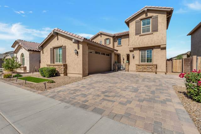 282 E Tonto Place, Chandler, AZ 85249 (MLS #5995234) :: Power Realty Group Model Home Center