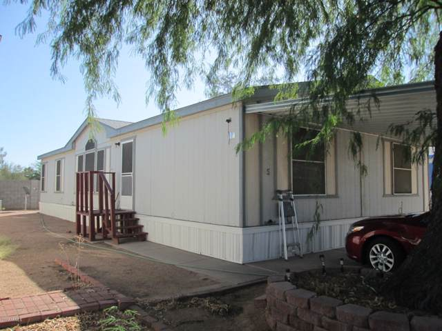 8832 E Pueblo Avenue #5, Mesa, AZ 85208 (MLS #5995238) :: Arizona Home Group