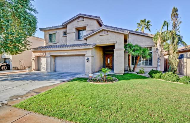 778 E Scorpio Place, Chandler, AZ 85249 (MLS #5995249) :: Power Realty Group Model Home Center