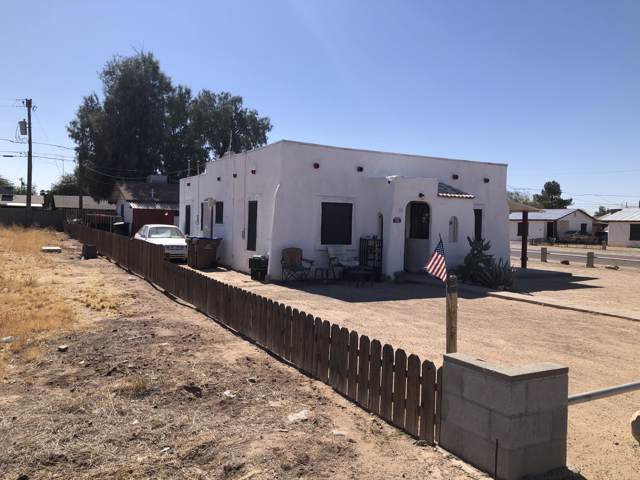 393 W Byrd Avenue, Coolidge, AZ 85128 (MLS #5995253) :: The Pete Dijkstra Team