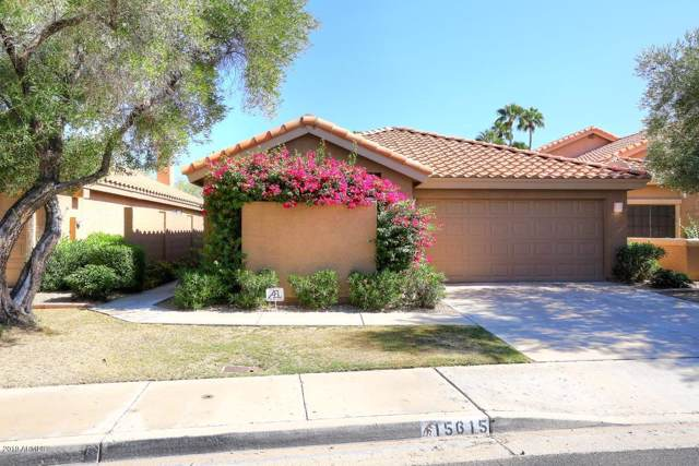 15615 N 50th Street, Scottsdale, AZ 85254 (MLS #5995260) :: Occasio Realty