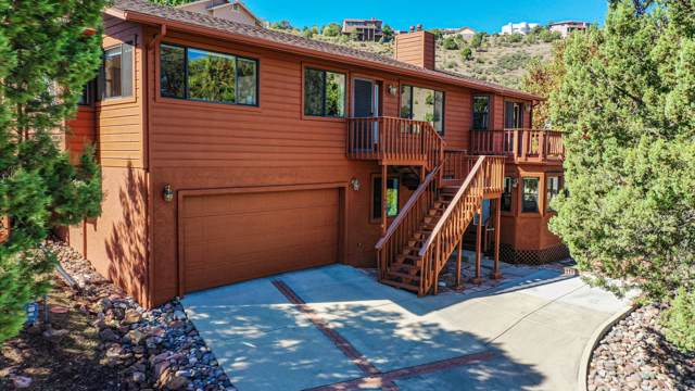 676 Shadow Mountain Drive, Prescott, AZ 86301 (MLS #5995272) :: Santizo Realty Group