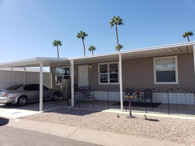 7807 E Main Street G36, Mesa, AZ 85207 (MLS #5995275) :: The Property Partners at eXp Realty