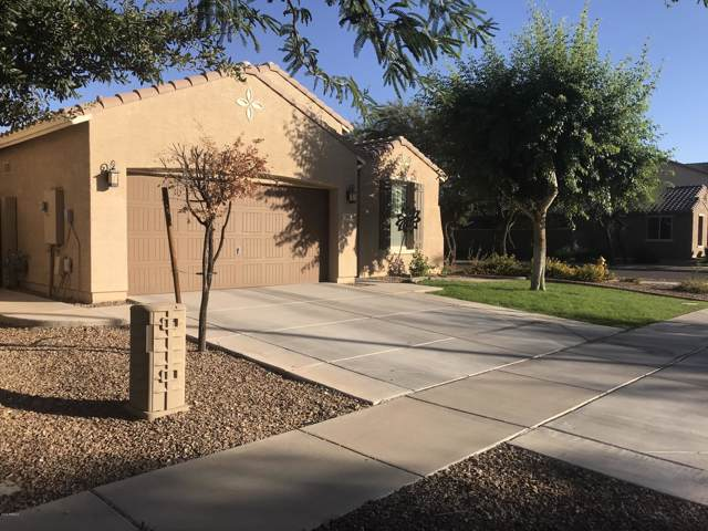 3907 S Vineyard Avenue, Gilbert, AZ 85297 (MLS #5995313) :: Kortright Group - West USA Realty