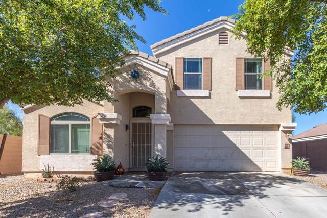 2822 S 84TH Lane, Tolleson, AZ 85353 (MLS #5995332) :: Lux Home Group at  Keller Williams Realty Phoenix