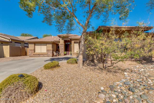 222 W Blue Lagoon Drive, Casa Grande, AZ 85122 (MLS #5995337) :: Yost Realty Group at RE/MAX Casa Grande