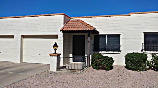 440 S Parkcrest Street #97, Mesa, AZ 85206 (MLS #5995341) :: The Property Partners at eXp Realty