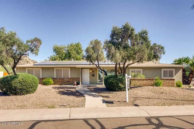2302 E Lincoln Drive, Phoenix, AZ 85016 (MLS #5995378) :: The Laughton Team