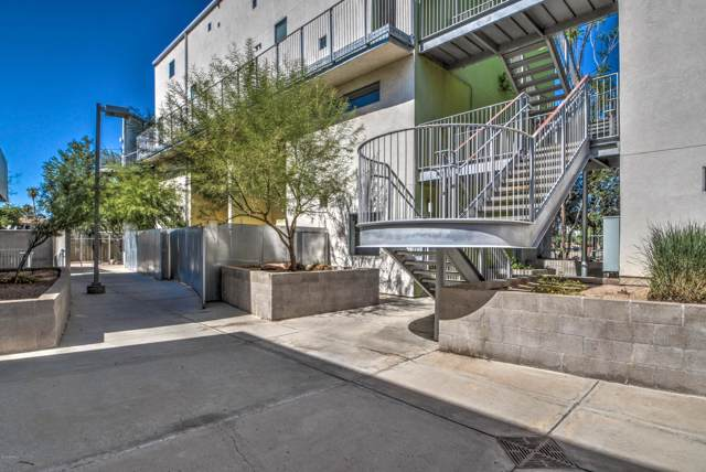 1111 W University Drive #1017, Tempe, AZ 85281 (MLS #5995392) :: Keller Williams Realty Phoenix