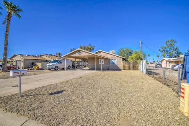 124 S Glenmar Road, Mesa, AZ 85208 (MLS #5995436) :: Nate Martinez Team