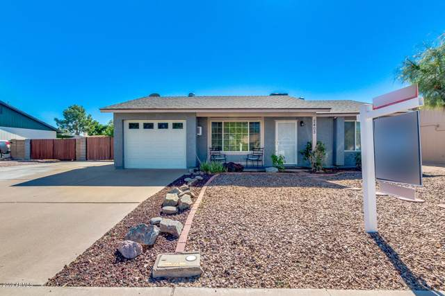 2405 W Chilton Street, Chandler, AZ 85224 (MLS #5995437) :: The Results Group