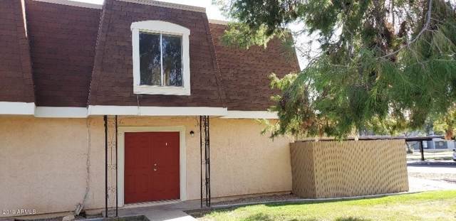 8201 N 34TH Drive #166, Phoenix, AZ 85051 (MLS #5995474) :: The Results Group