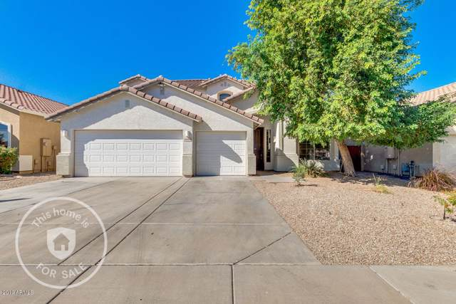 34024 N Barbara Drive, Queen Creek, AZ 85142 (MLS #5995476) :: Relevate | Phoenix