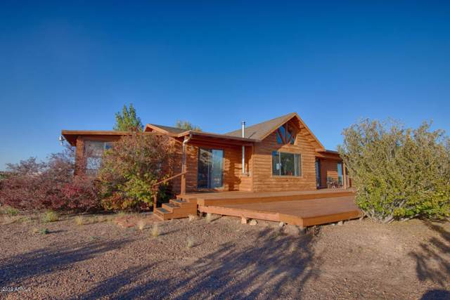 256 S Snowflake Heights Boulevard, Snowflake, AZ 85937 (MLS #5995498) :: Kortright Group - West USA Realty