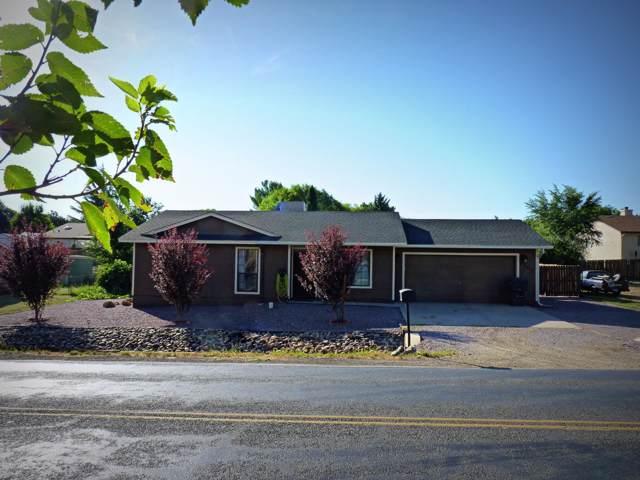 5261 N Robert Road, Prescott Valley, AZ 86314 (MLS #5995513) :: Kortright Group - West USA Realty