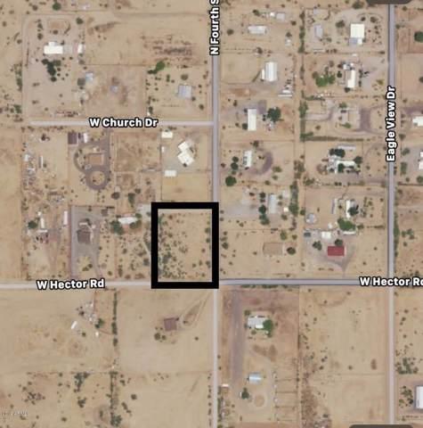 0 N 4TH Street, Aguila, AZ 85320 (MLS #5995521) :: Riddle Realty Group - Keller Williams Arizona Realty