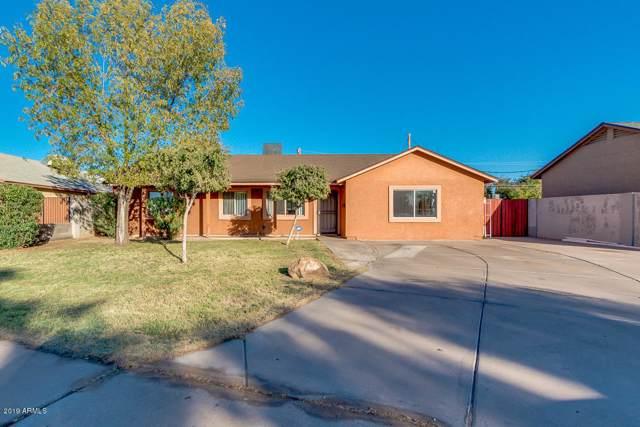 515 S Fraser Drive, Mesa, AZ 85204 (MLS #5995530) :: Nate Martinez Team