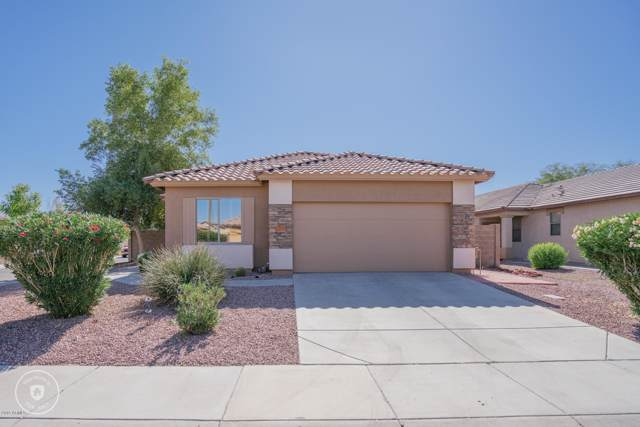 24773 W Dove Peak, Buckeye, AZ 85326 (MLS #5995538) :: Kortright Group - West USA Realty