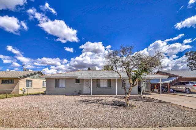1314 E Vine Avenue, Mesa, AZ 85204 (MLS #5995553) :: Cindy & Co at My Home Group