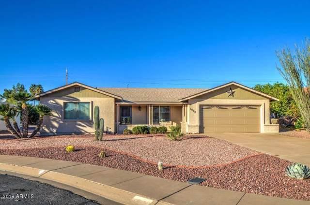 1068 Leisure World, Mesa, AZ 85206 (MLS #5995558) :: Nate Martinez Team
