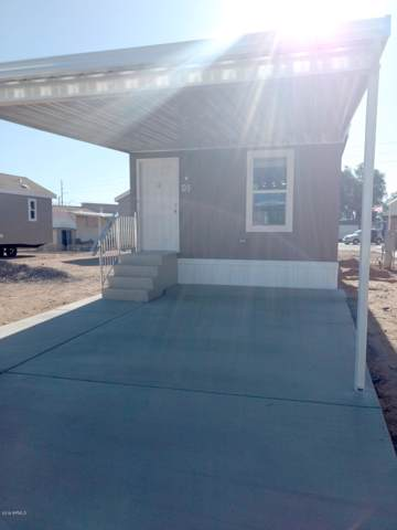 5200 E Main Street D05, Mesa, AZ 85205 (MLS #5995561) :: Nate Martinez Team