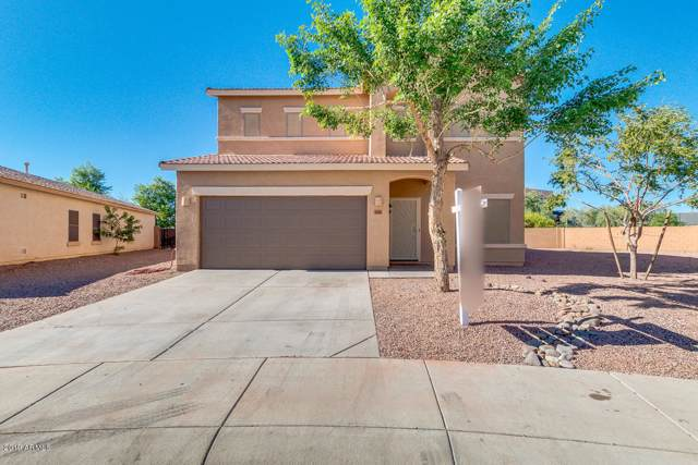 2418 N 92ND Glen, Phoenix, AZ 85037 (MLS #5995563) :: CC & Co. Real Estate Team