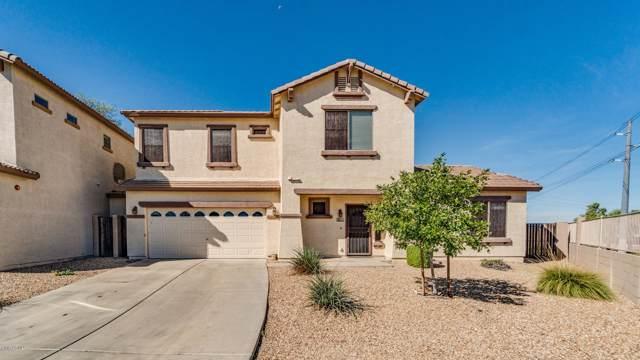 16072 N 74TH Drive, Peoria, AZ 85382 (MLS #5995595) :: Devor Real Estate Associates