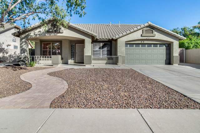 20853 N 101ST Drive, Peoria, AZ 85382 (MLS #5995601) :: Devor Real Estate Associates