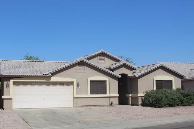 7692 W Denton Lane, Glendale, AZ 85303 (MLS #5995624) :: Devor Real Estate Associates