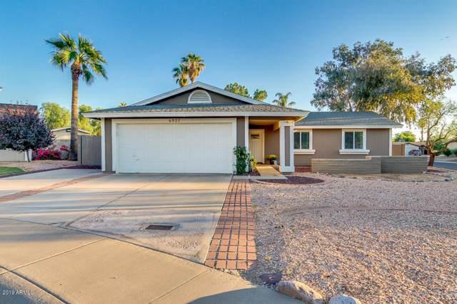 6927 E Grandview Drive, Scottsdale, AZ 85254 (MLS #5995651) :: The Results Group