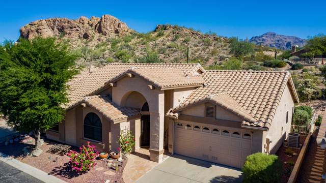 5309 S Granite Drive, Gold Canyon, AZ 85118 (MLS #5995725) :: The Kenny Klaus Team