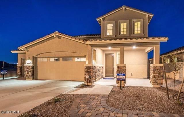 21283 W Virginia Avenue, Buckeye, AZ 85396 (MLS #5995748) :: Devor Real Estate Associates
