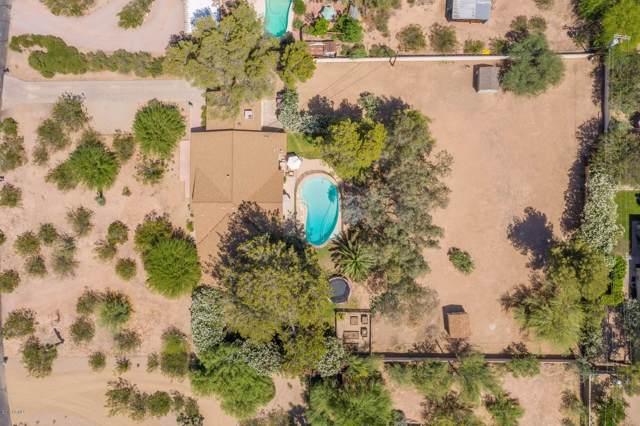 7523 E Berridge Lane, Scottsdale, AZ 85250 (MLS #5995754) :: Devor Real Estate Associates